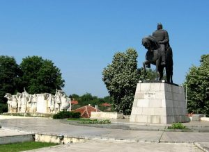 Исперих -паметник на хан Аспарух